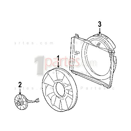 Embrague del ventilador (Fan Clutch)