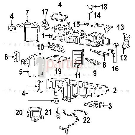 Soplador - Motor