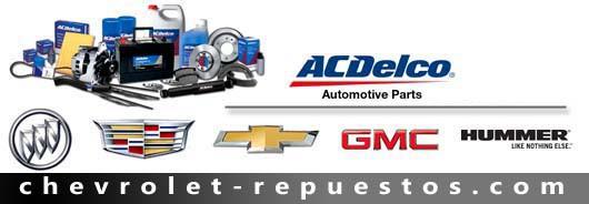Chevrolet-Repuestos.com